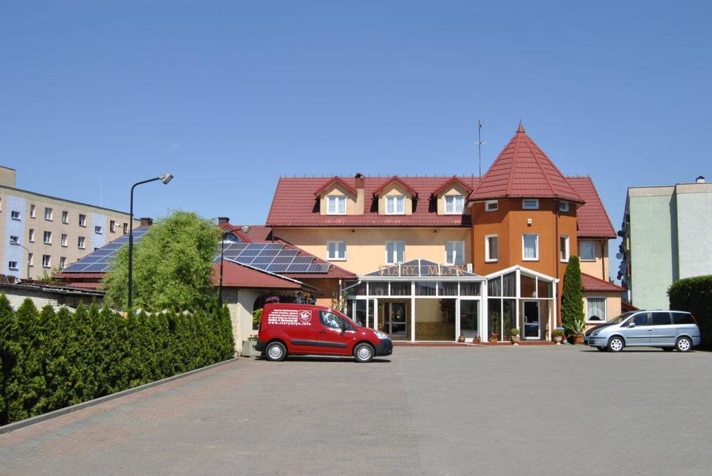 Restauracja Stary Młyn