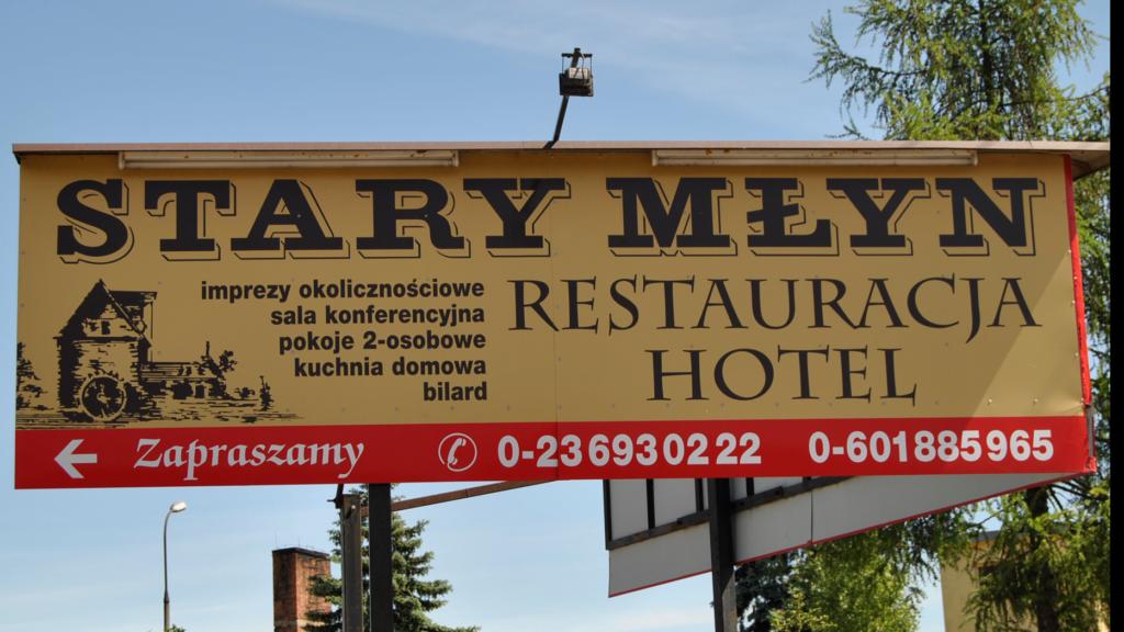 Hotel - Restauracja STARY MŁYN